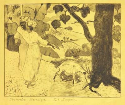 Paul Gauguin (1848-1903)