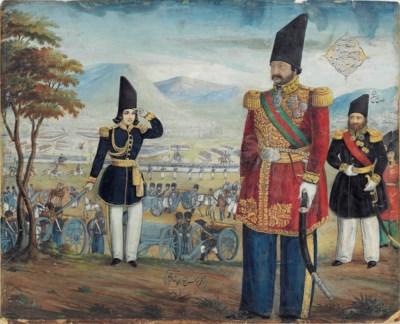 ARDESHIR MIRZA AND SULAYMAN KH
