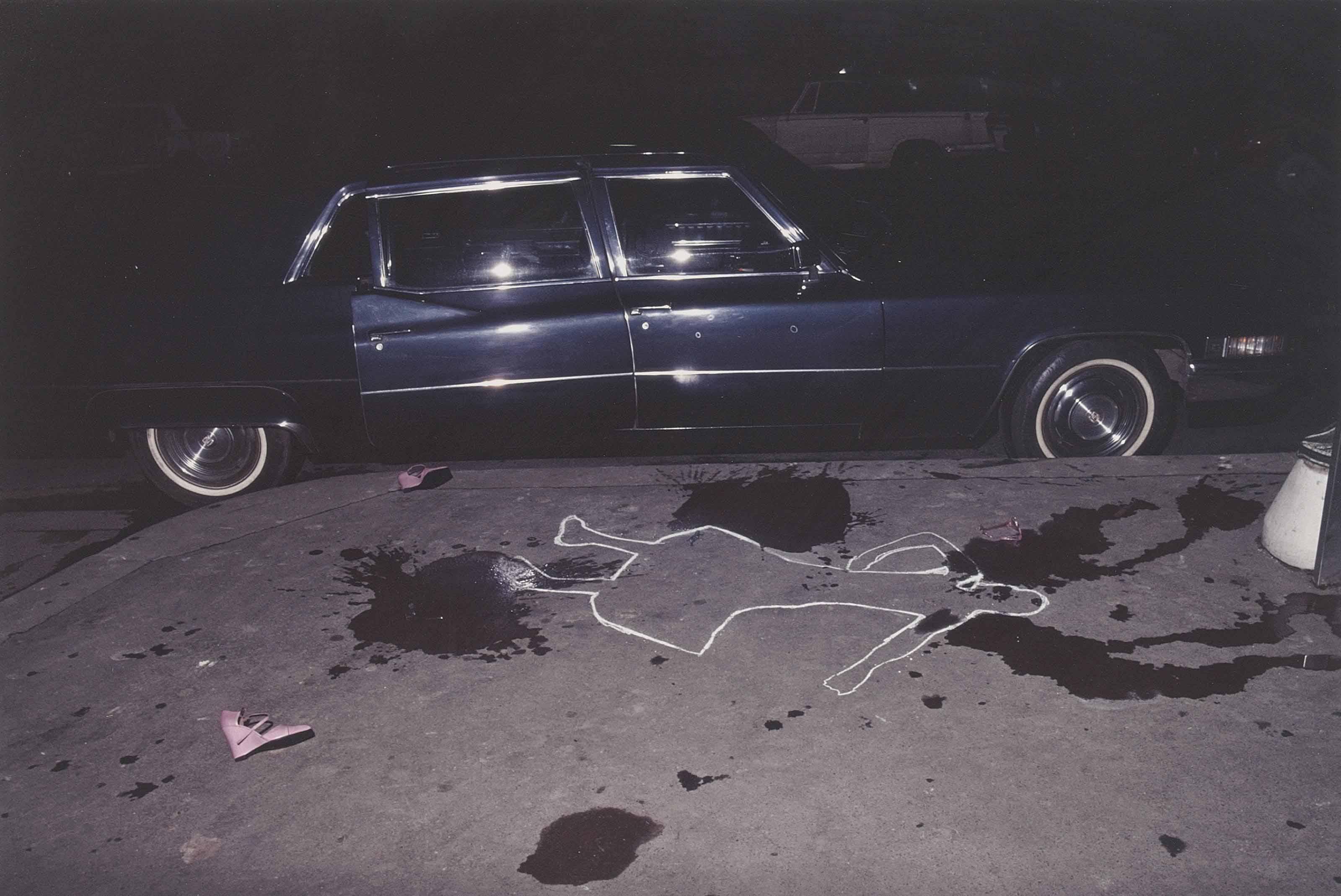 For Charles Jourdan, Spring 1975
