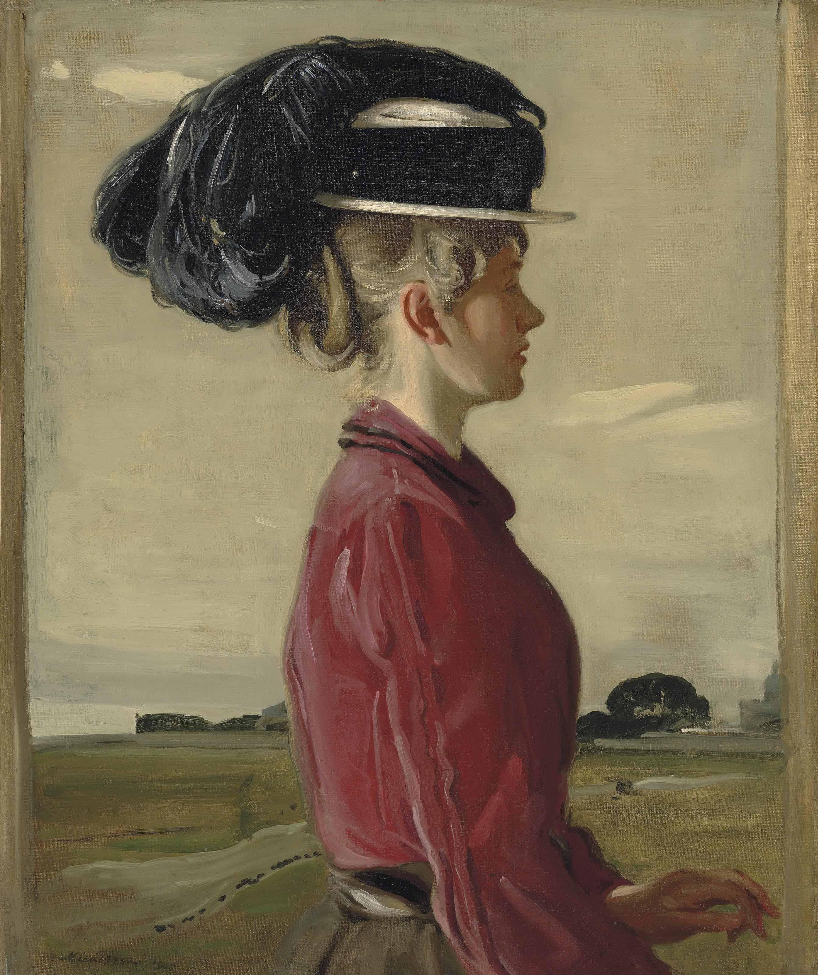 Mrs Stafford of Paradise Row
