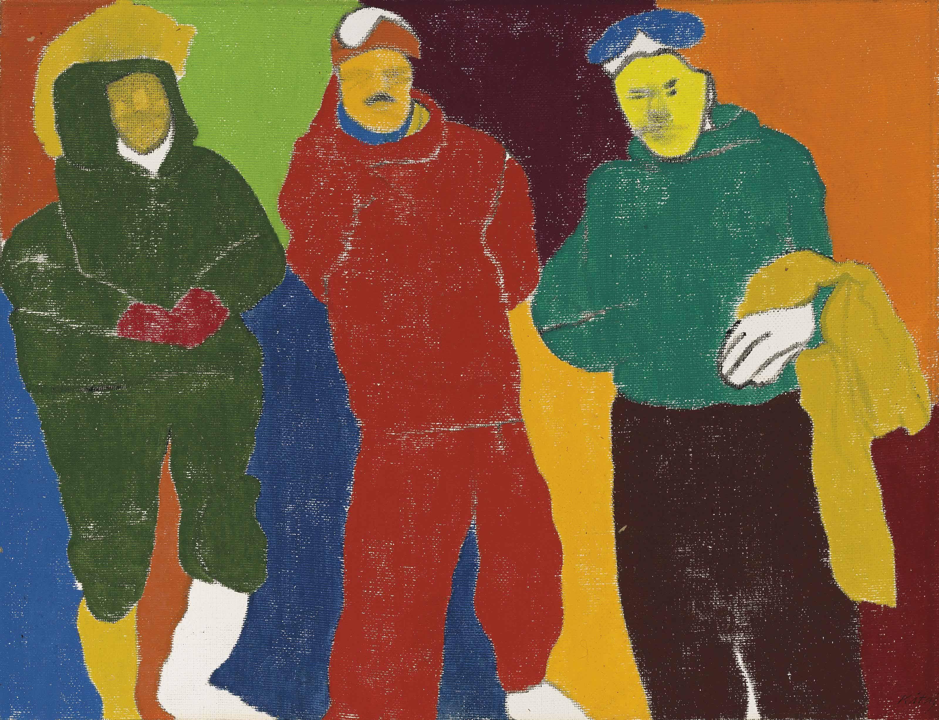 History of Art: R. B. Kitaj