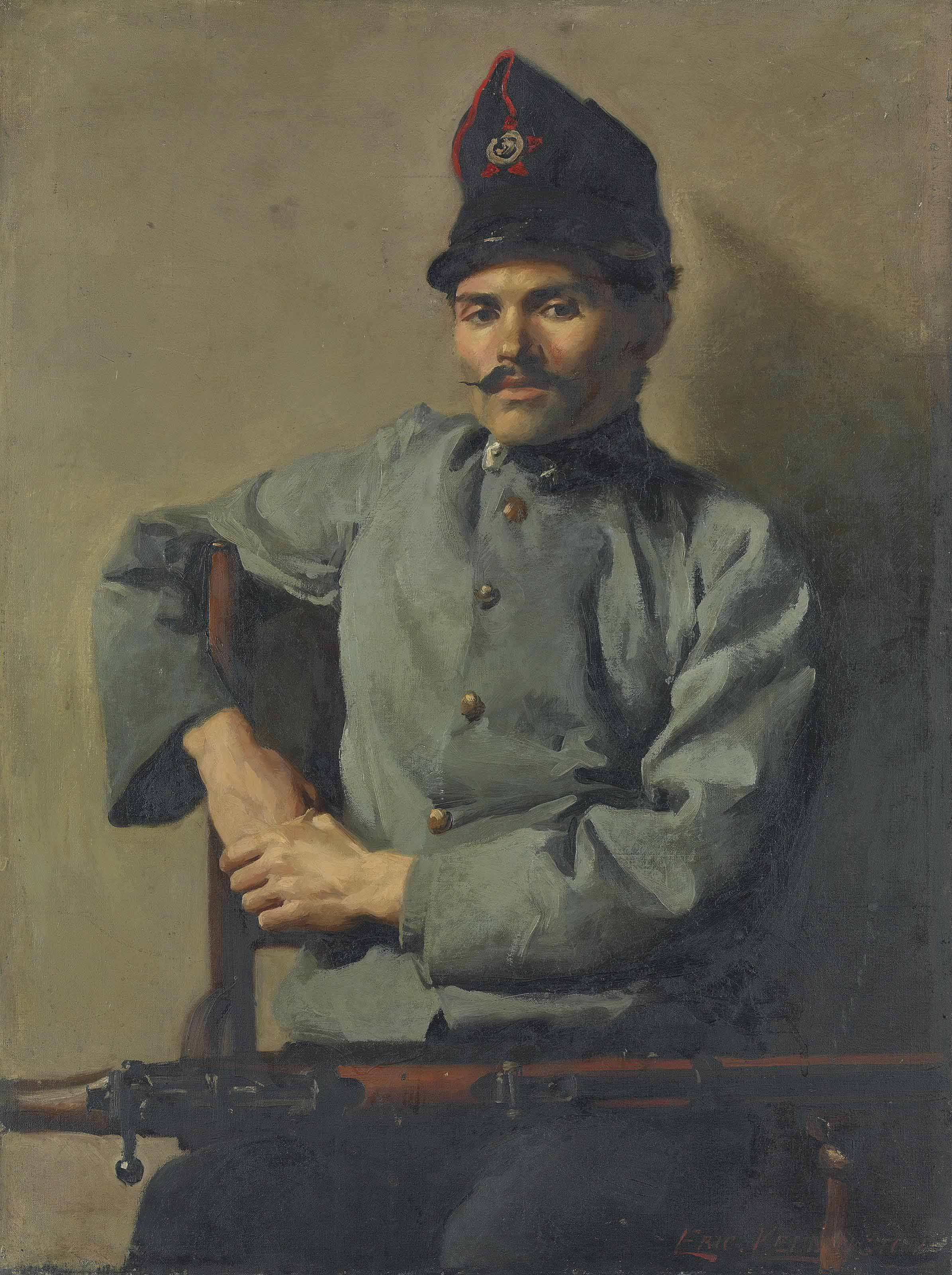 The Italian Soldier
