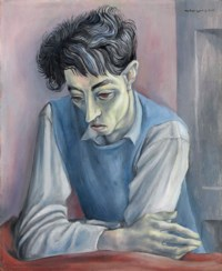 Portrait of John Minton