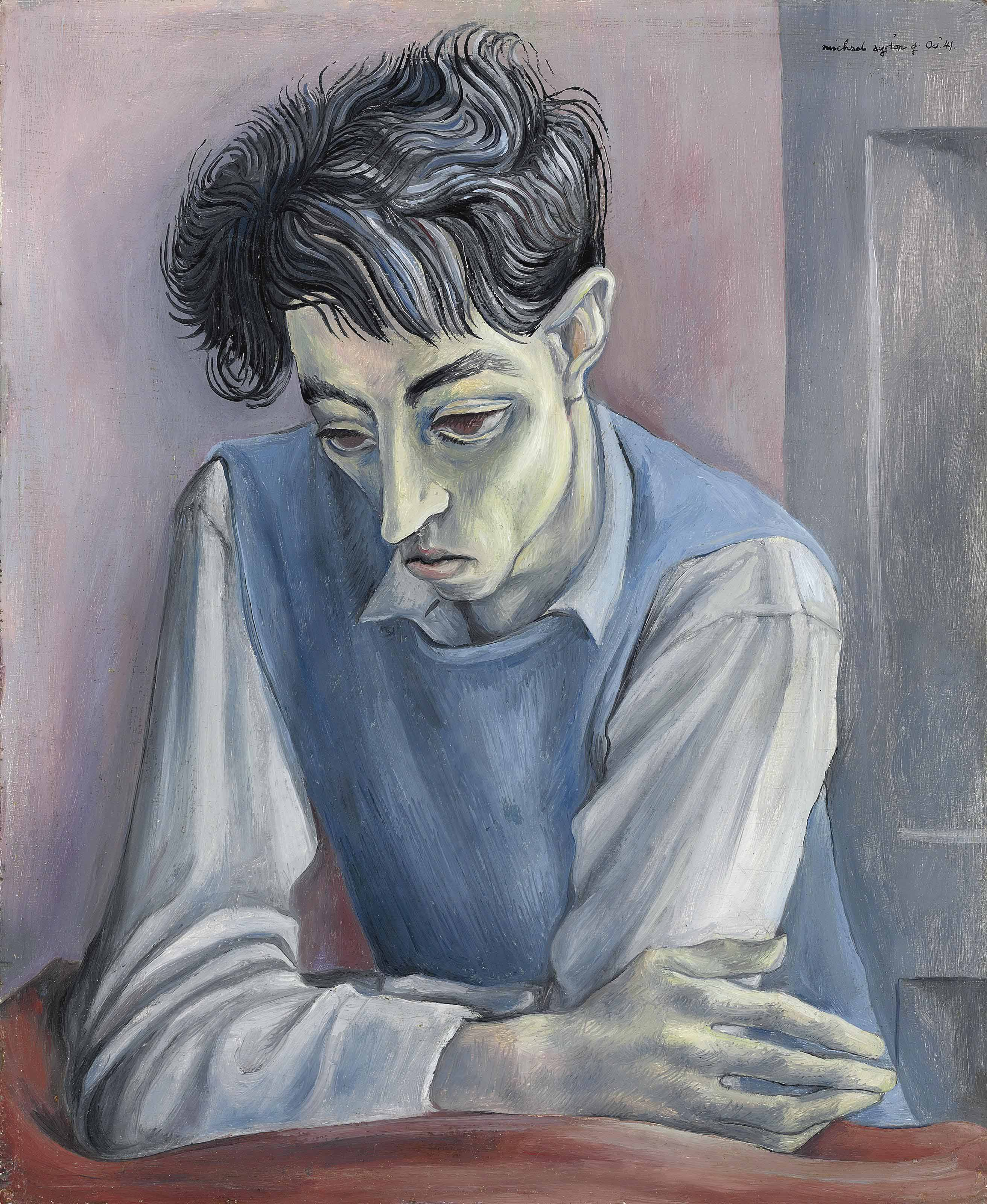 Portrait of John Minton