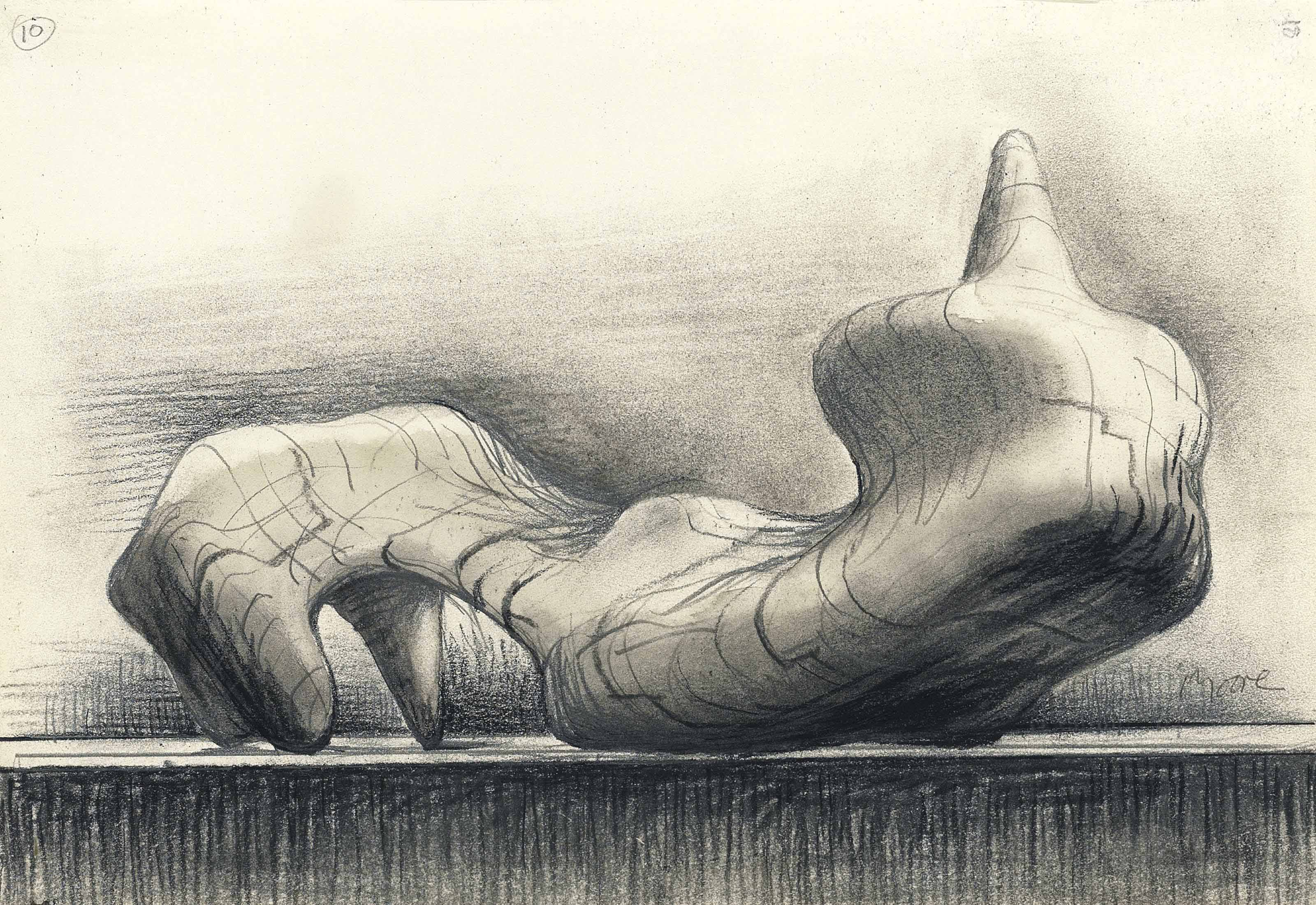 Henry Moore, O.M., C.H. (1898-1986)