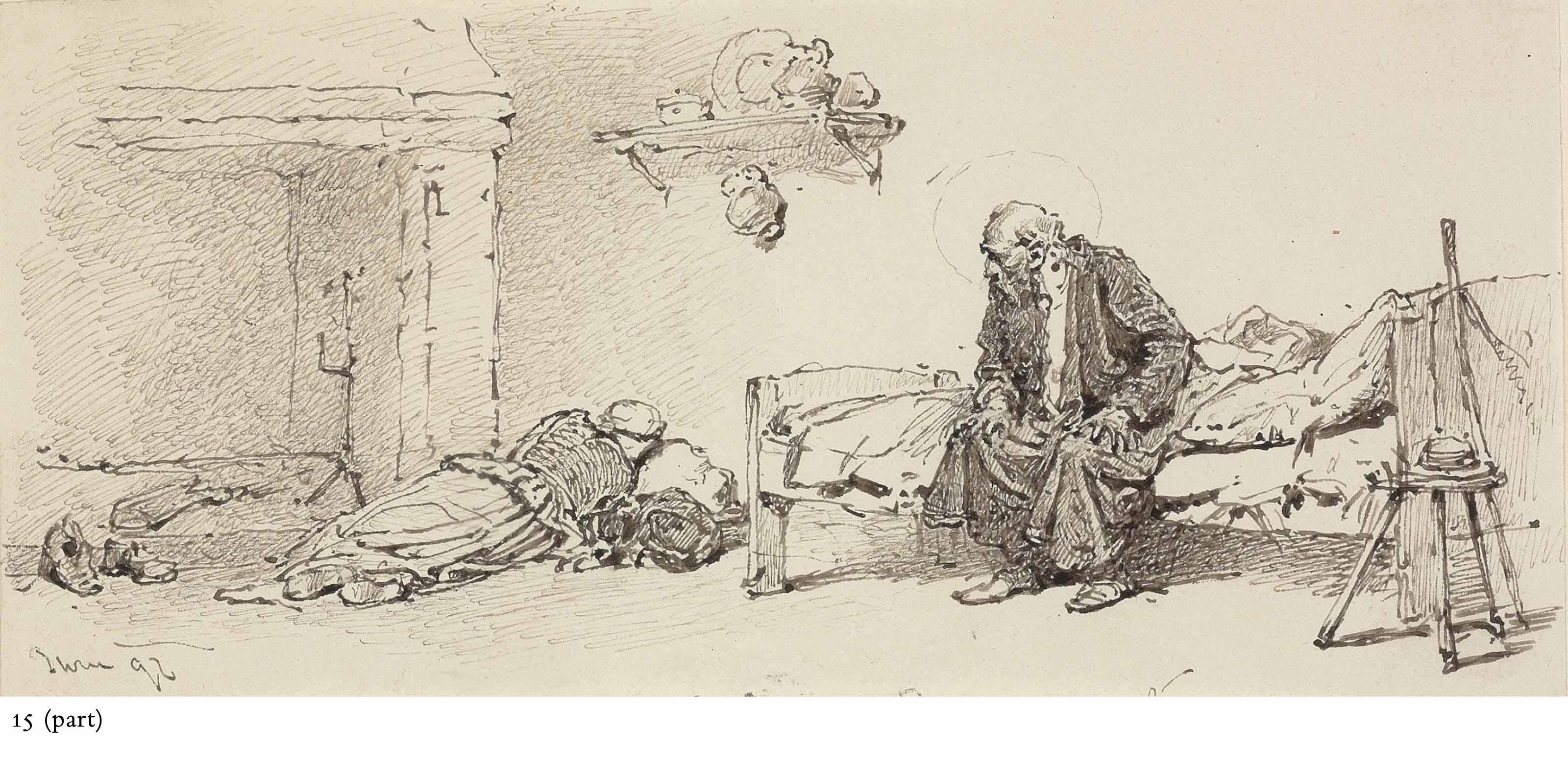 MIKHAIL ZICHY (1827-1906)