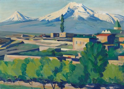 MARTIROS SARIAN (1880-1972)