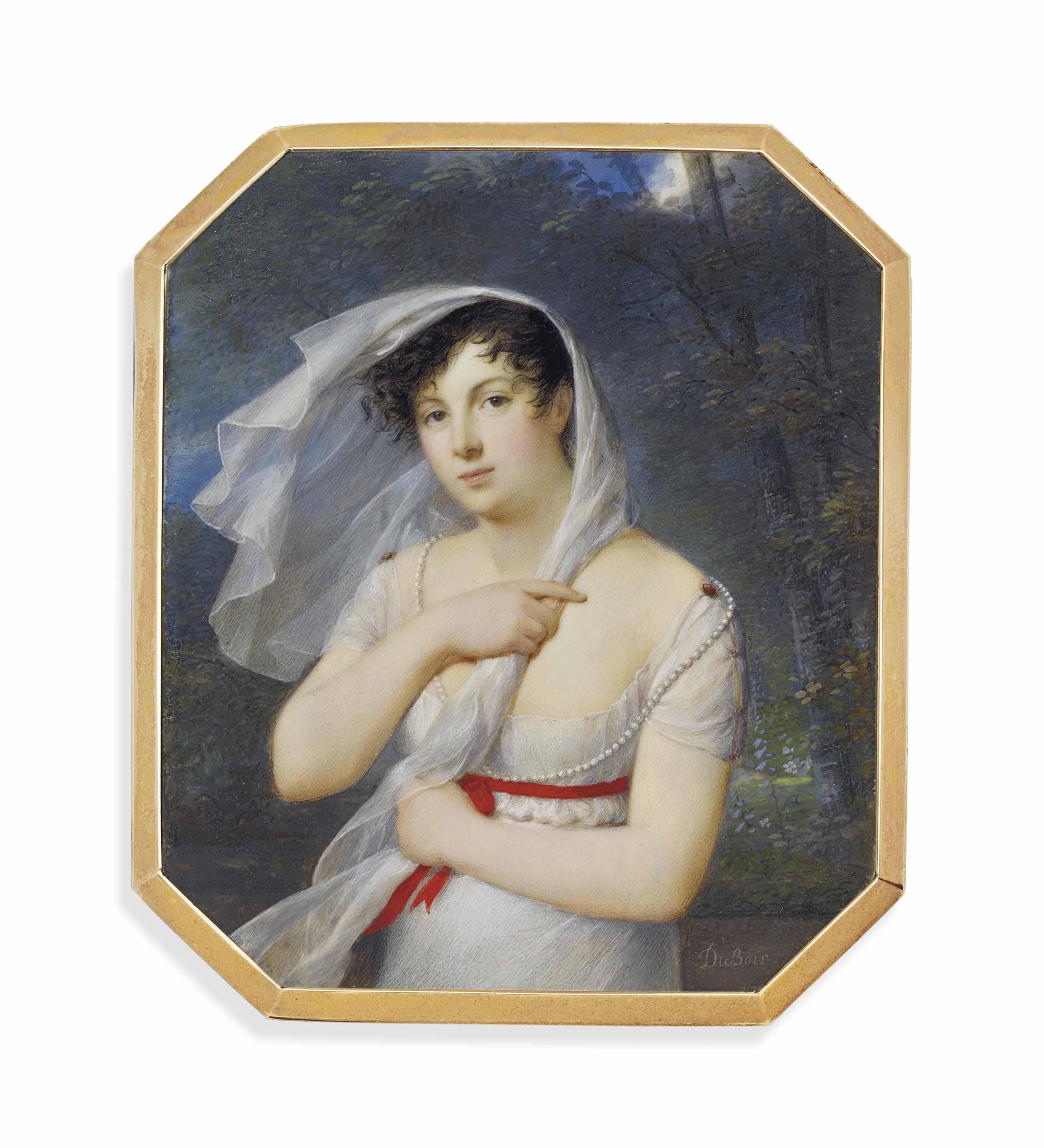 FREDERIC DUBOIS (FRENCH, FL. C. 1780-1819)