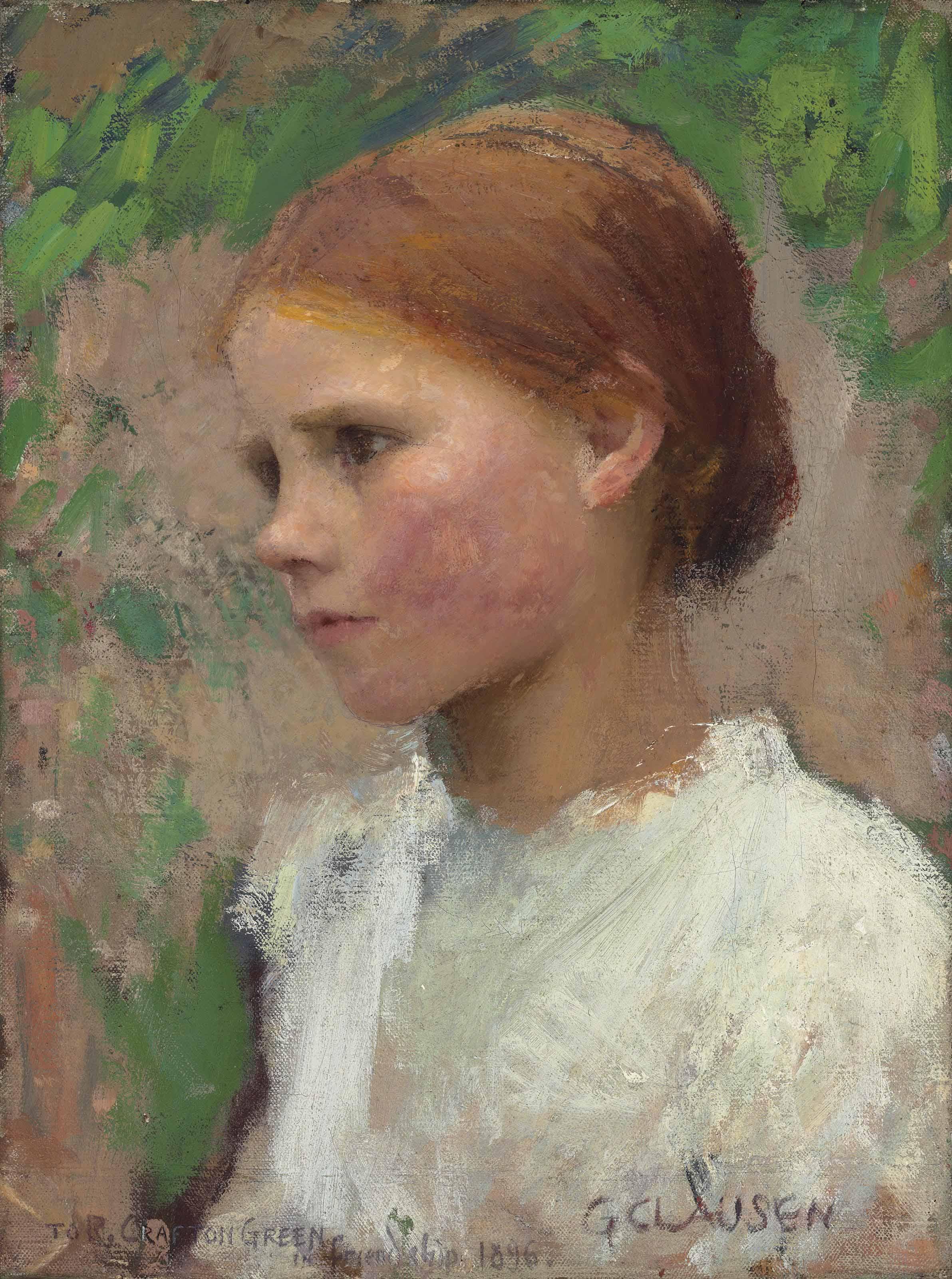 A Village Girl (Rose Grimsdale)