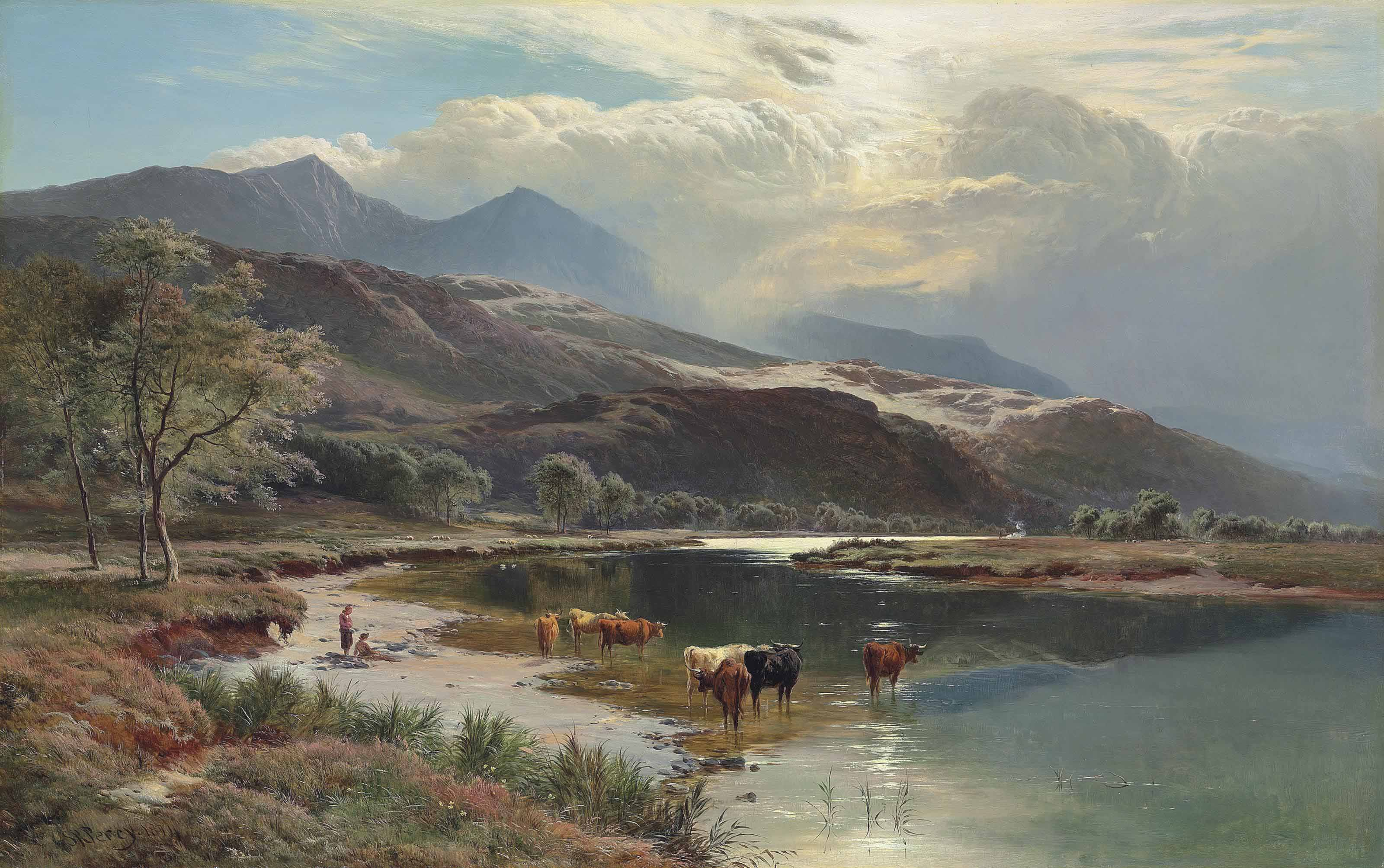 Cader Idris, North Wales