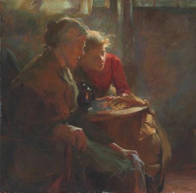 Frank Bramley, R.A. (1857-1915