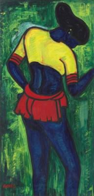 HARI AMBADAS GADE (1917-2001)
