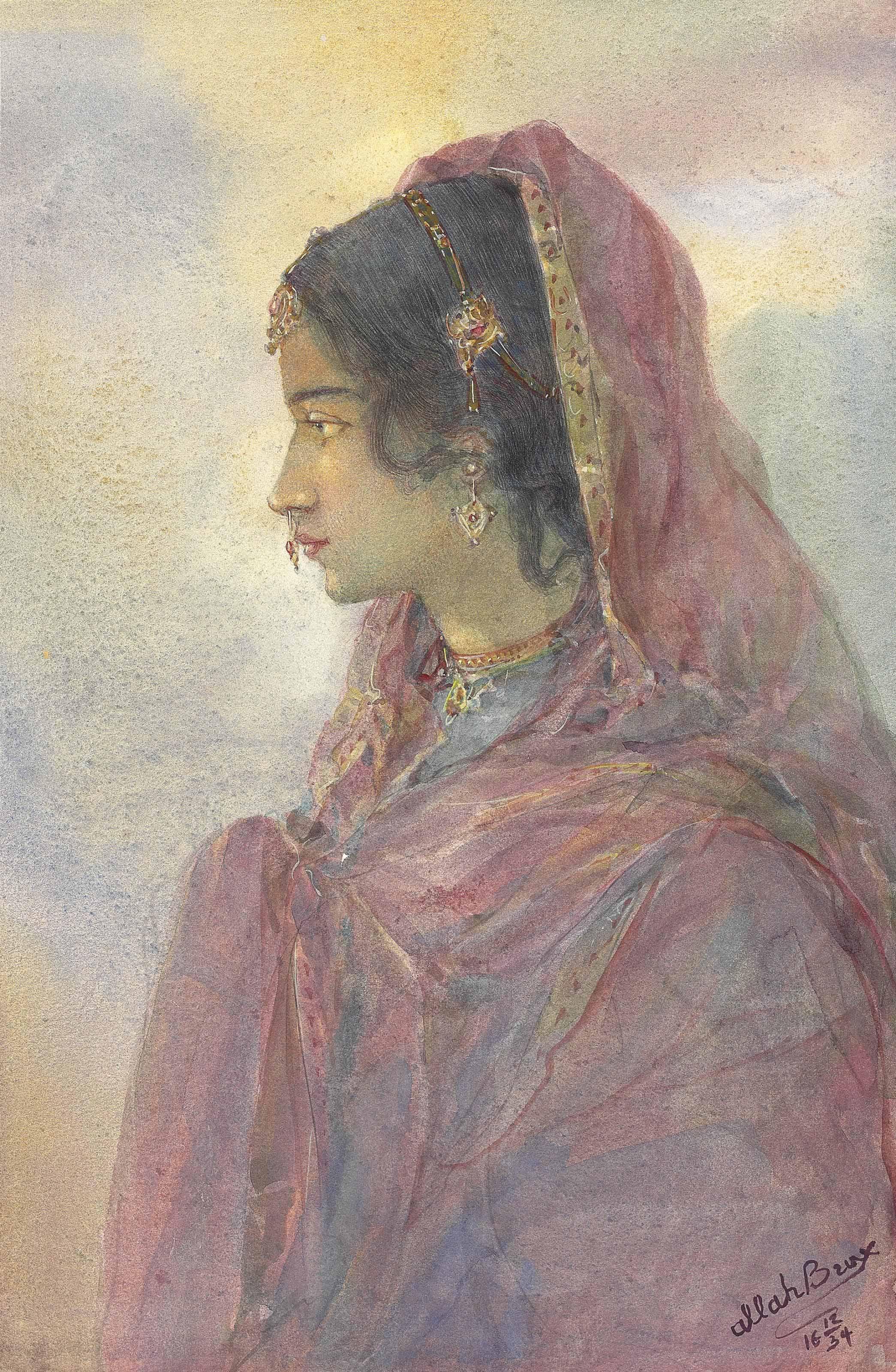 Untitled (Lady)