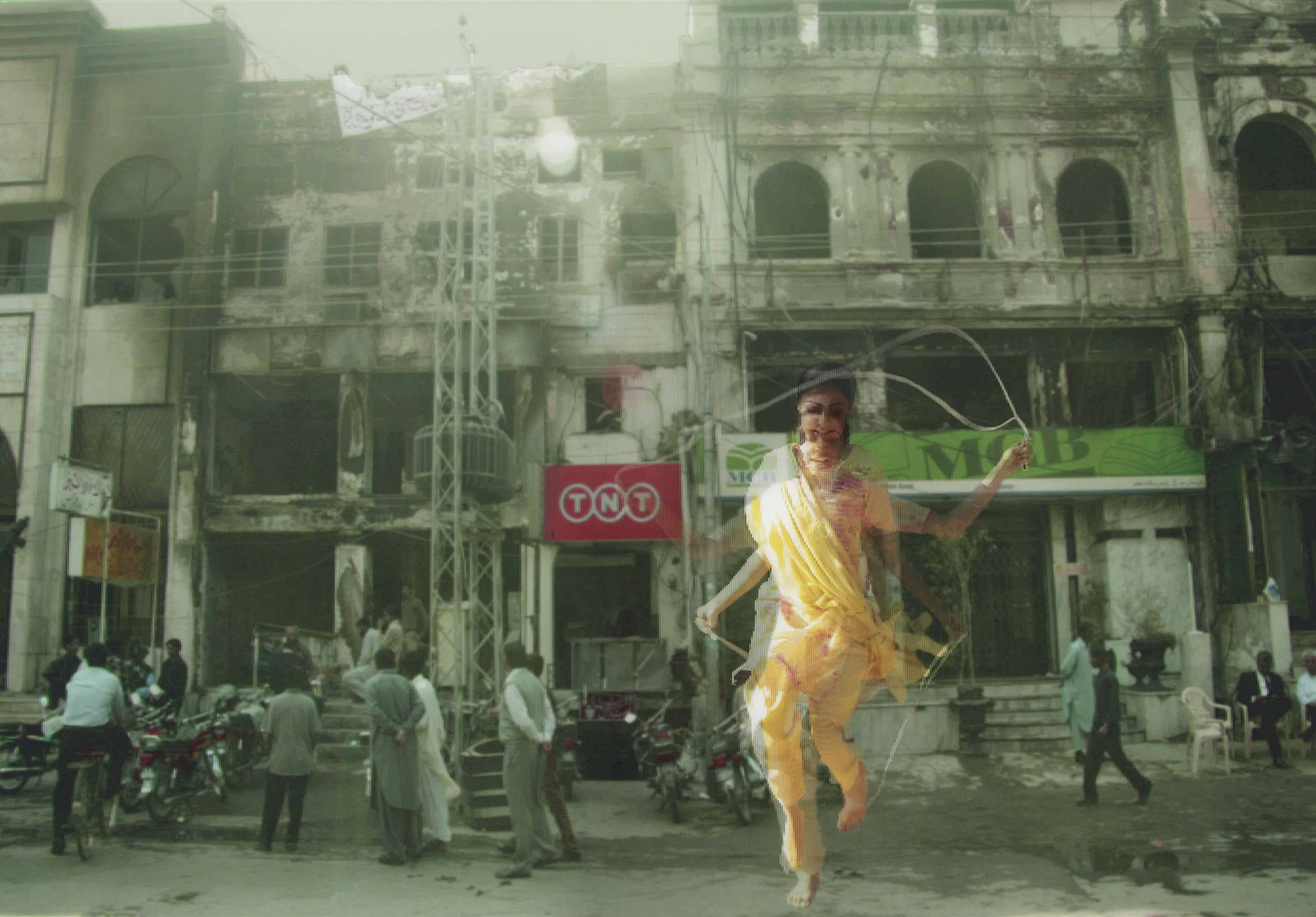 Nai Reesan Shehr Lahore Diyan