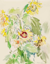 Sonnenblumen (Sunflowers)