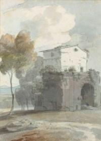 Villa Adriana, Tivoli, Italy