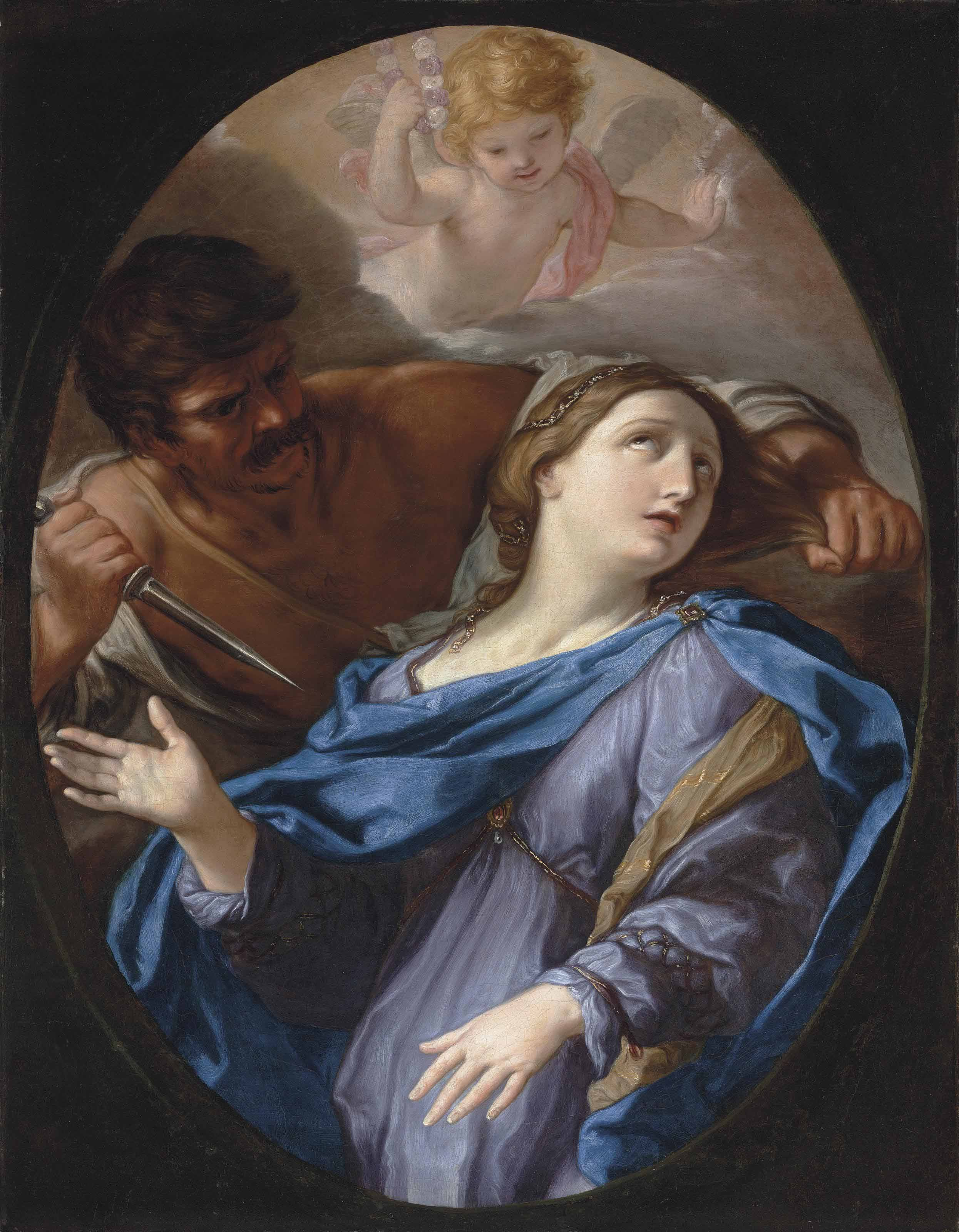 Attributed to Elisabetta Sirani (Bologna 1638-1665)