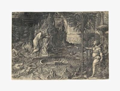 Giorgio Ghisi (1520-1582)