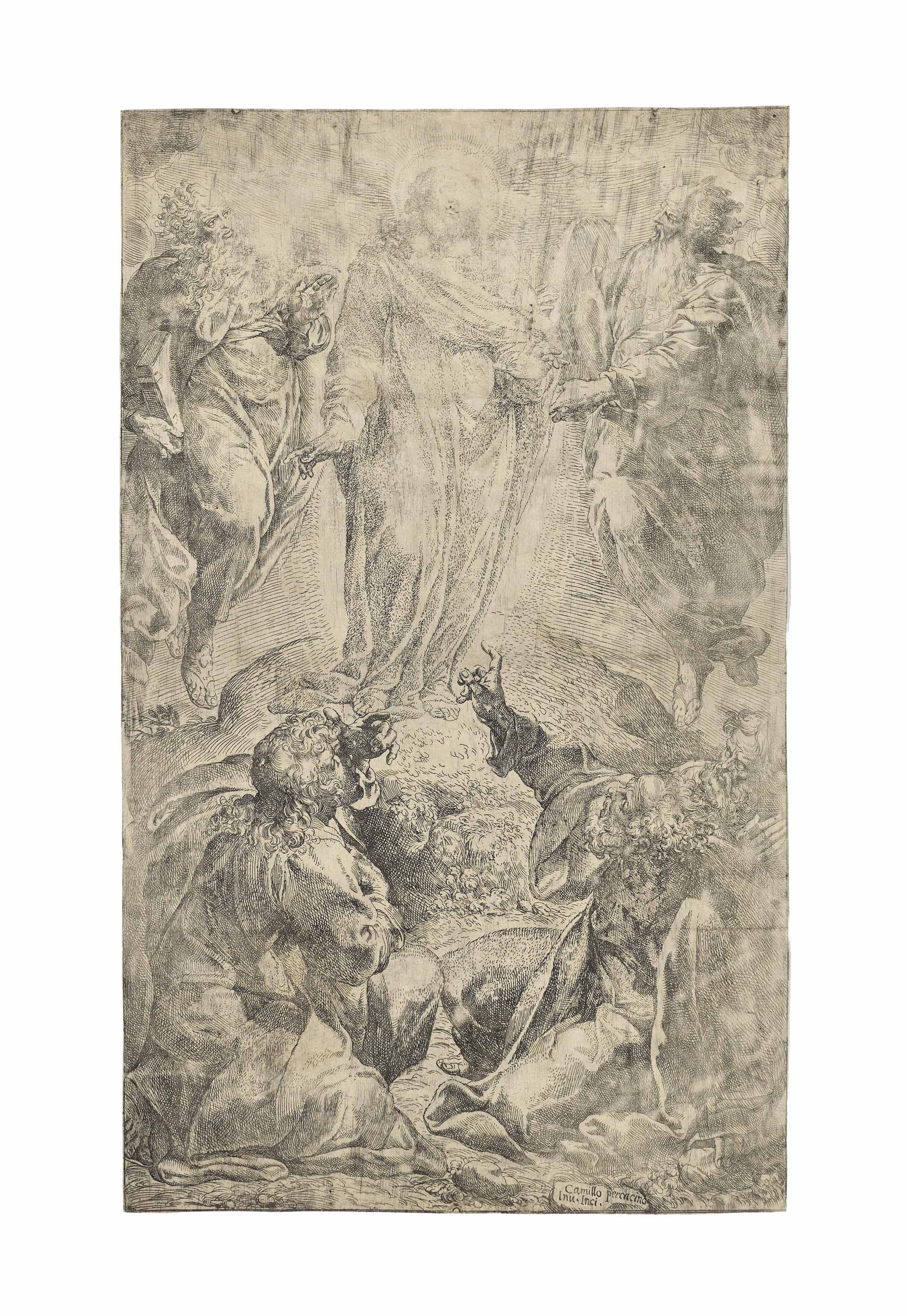 The Transfiguration (B. 4)