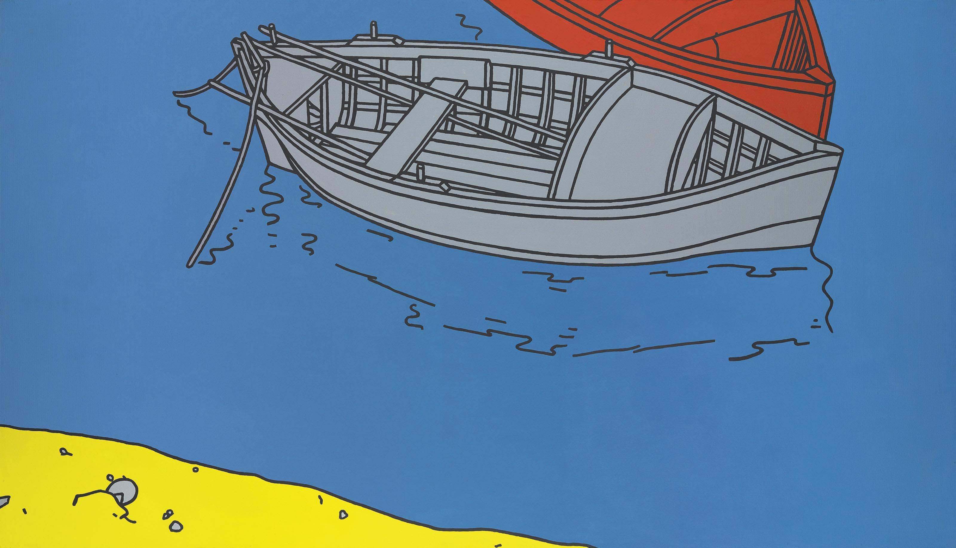 Boats at Brindisi