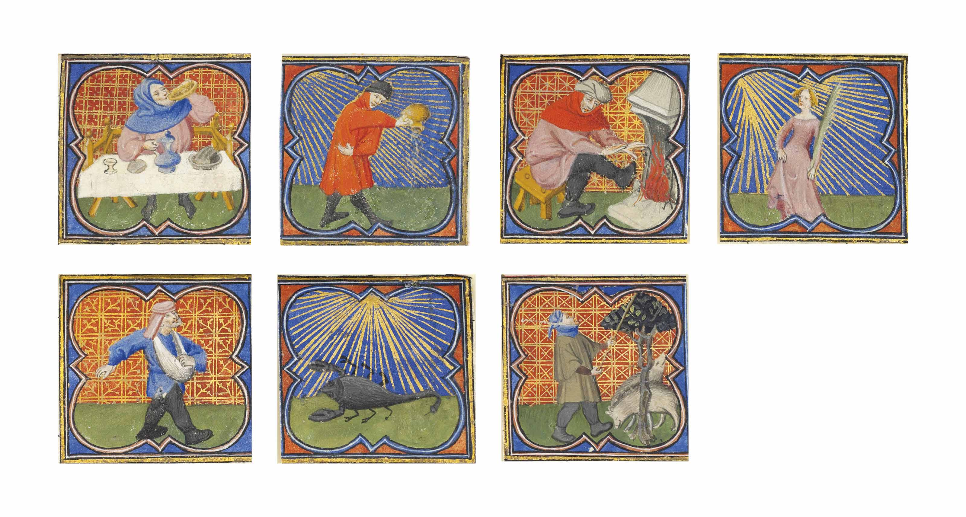 Audio: A Collection of Medieval Manuscripts