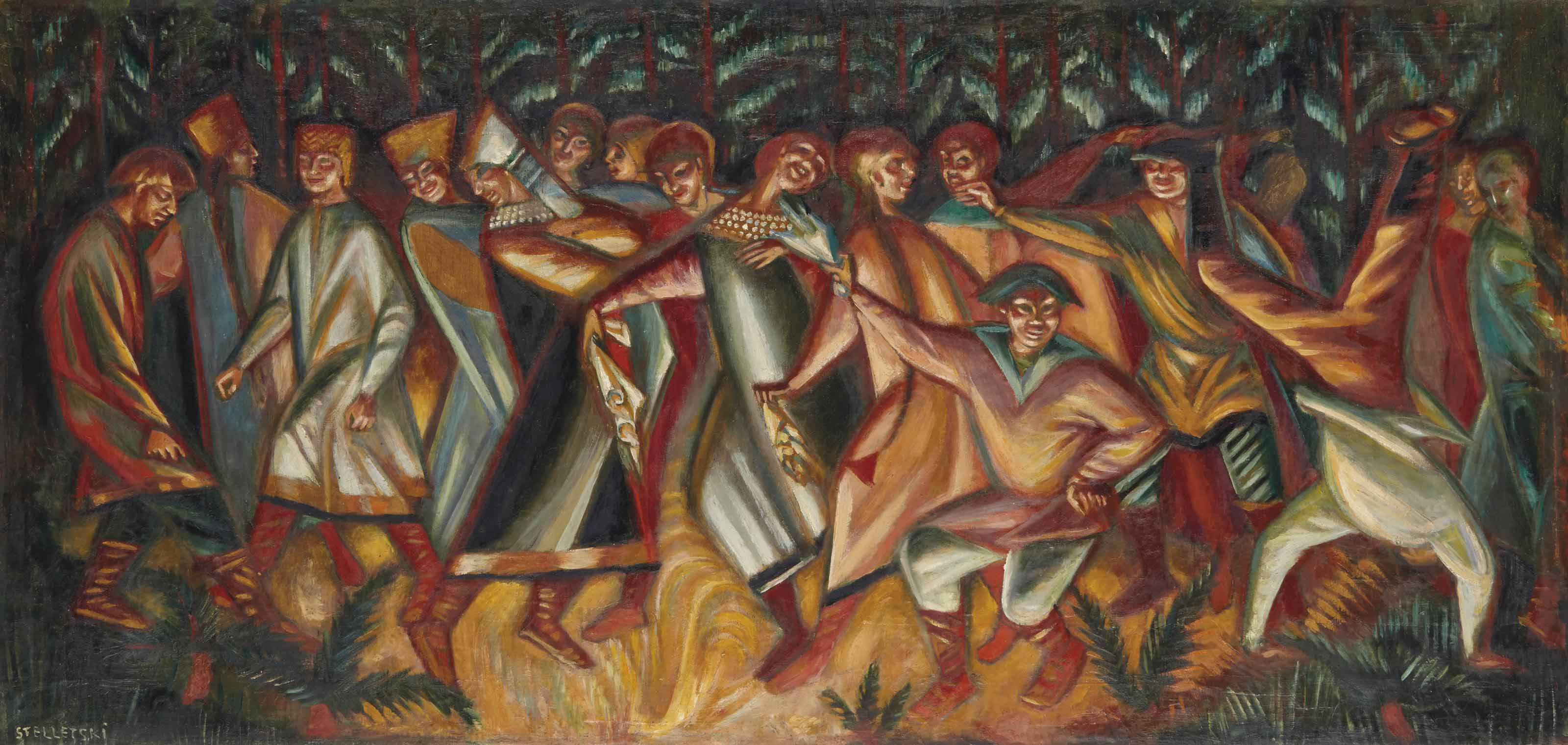 La Nuit de St Jean