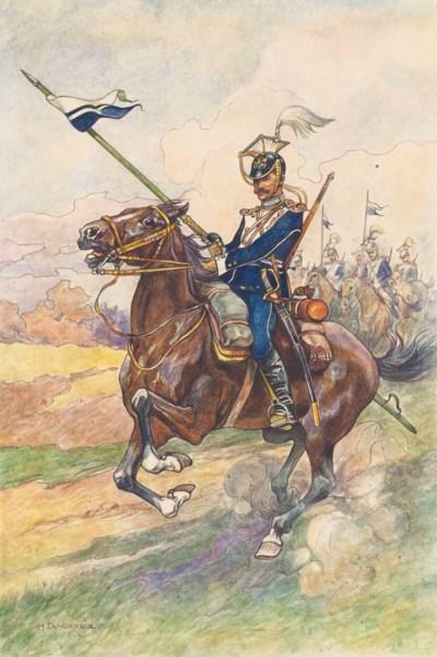 Nikolai Samokish (1860-1944)