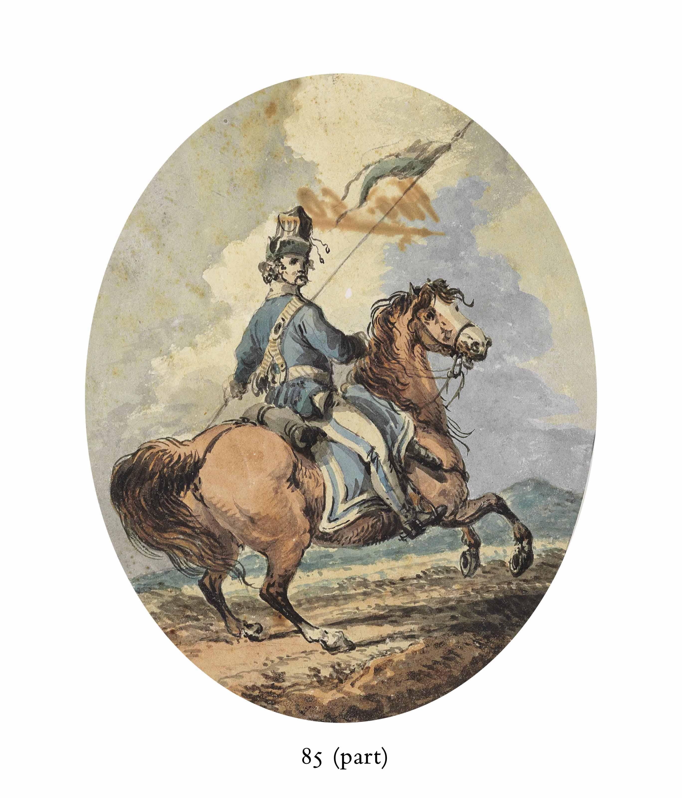 Kosciuszko Blue Rider