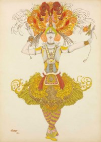 Costume design for Firebird