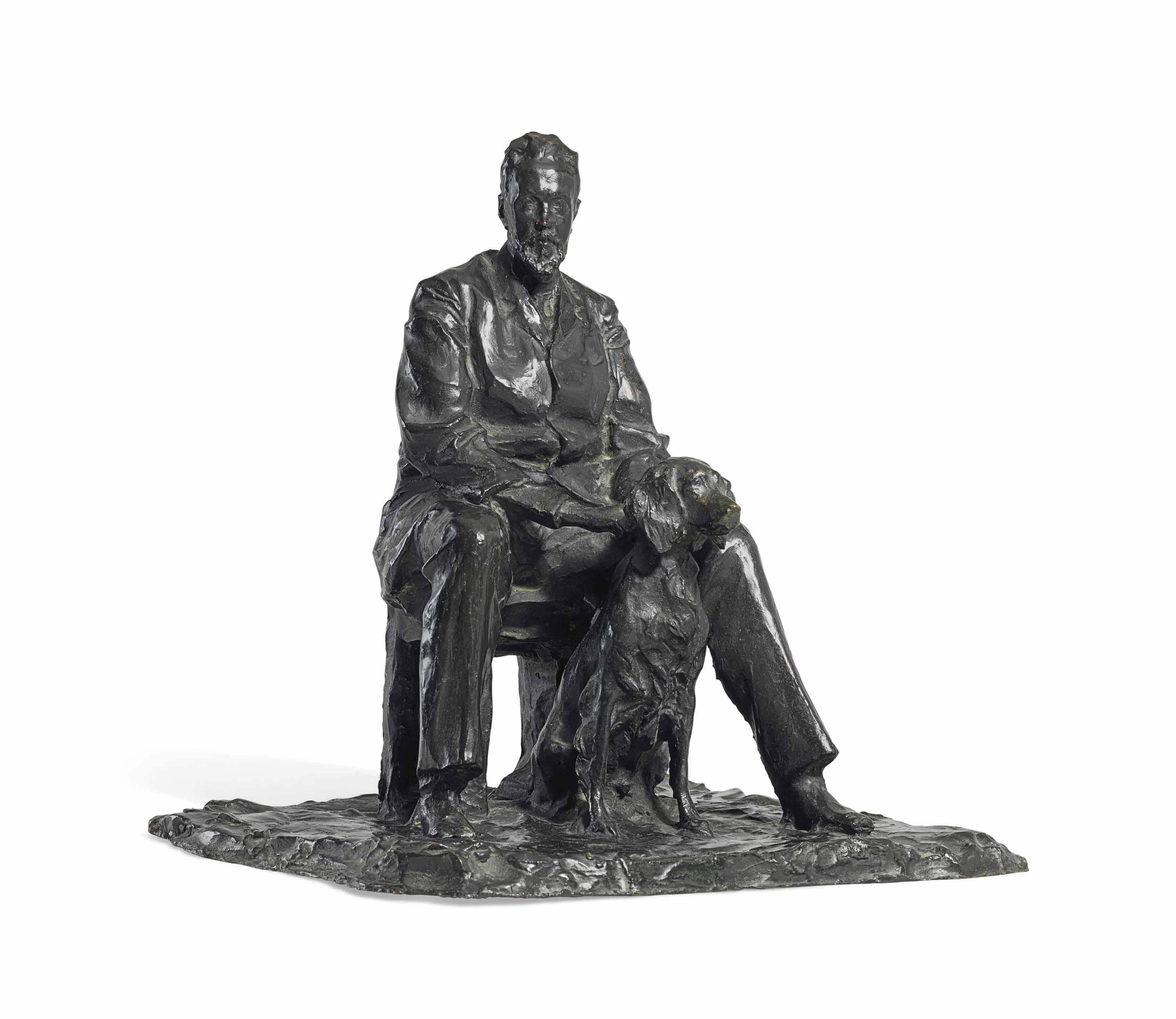 Prince Paul Troubetzkoy (1866-