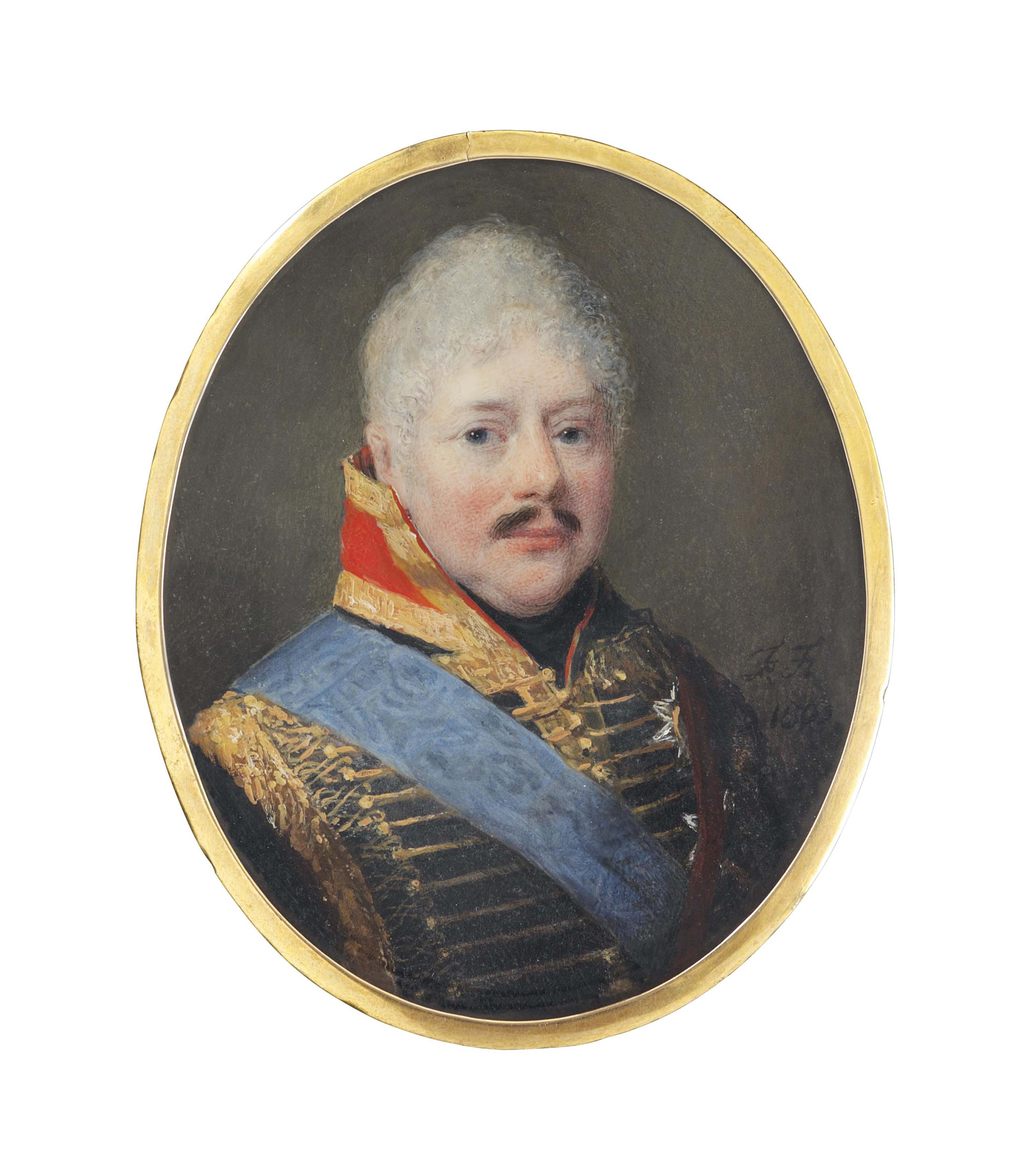 FRANÇOIS FERRIÈRE (SWISS, 1752-1839)