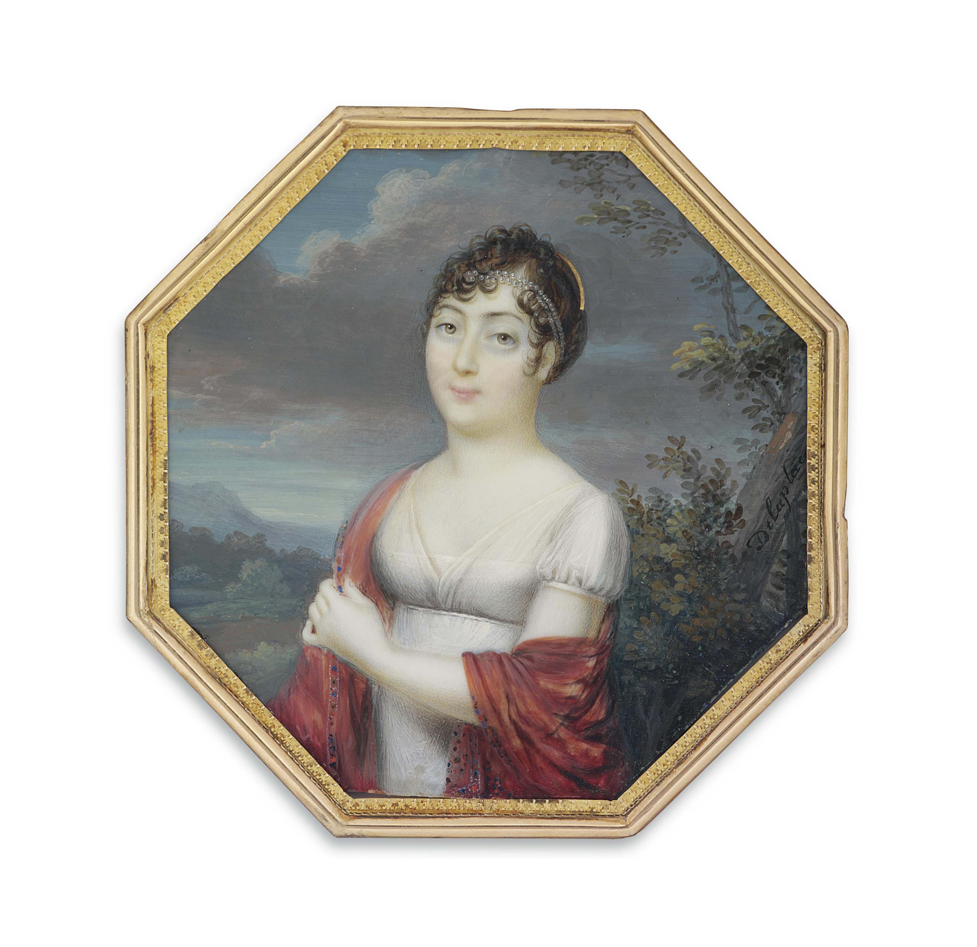 JACQUES DELAPLACE (FRENCH, 1767 - C. 1831)