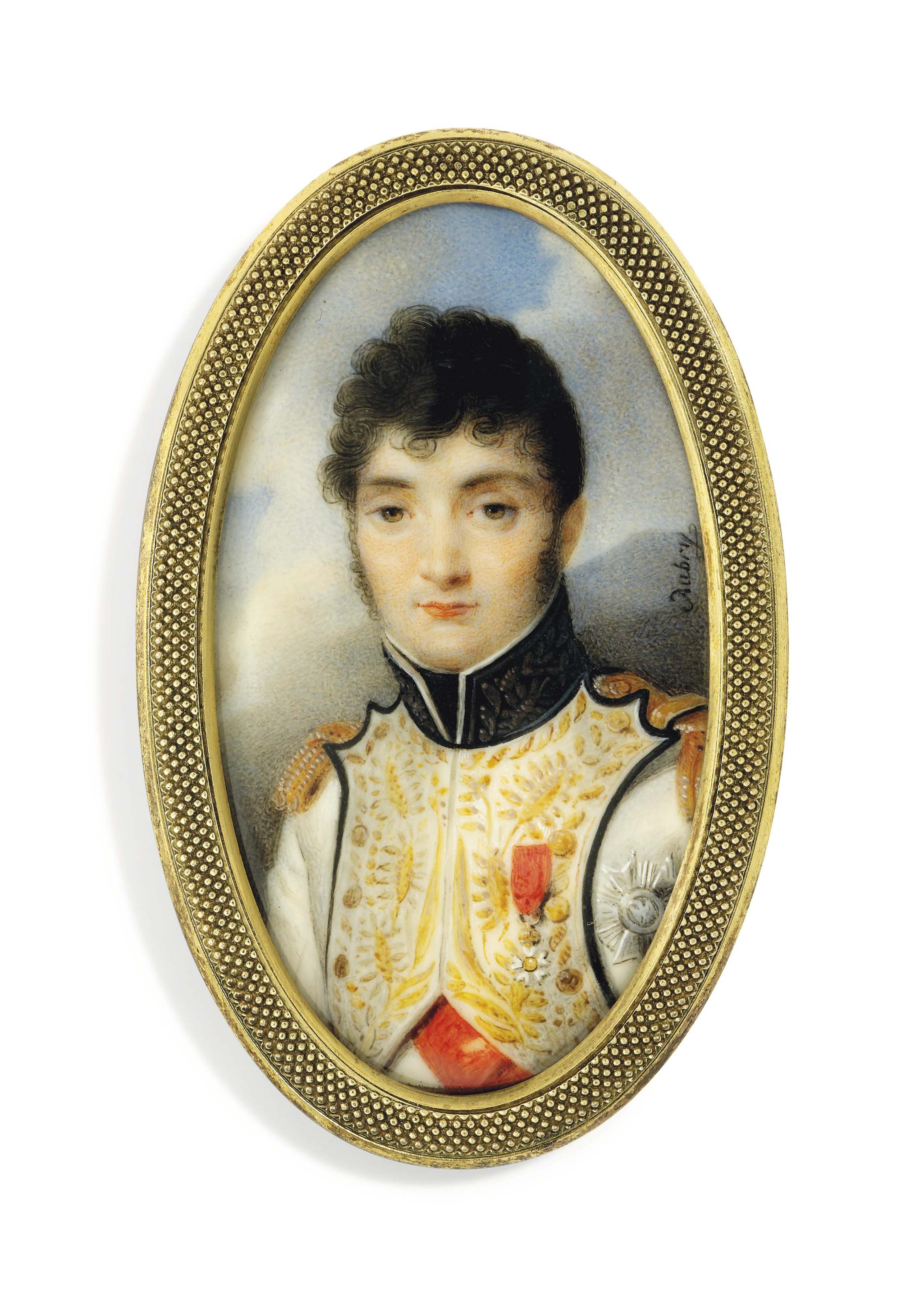 LOUIS-FRANÇOIS AUBRY (FRENCH, 1767-1851)
