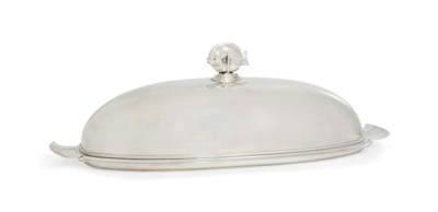 A DANISH FISH DISH, COVER AND
