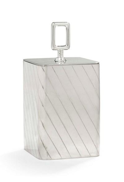 A DANISH CIGARETTE-BOX DESIGNE