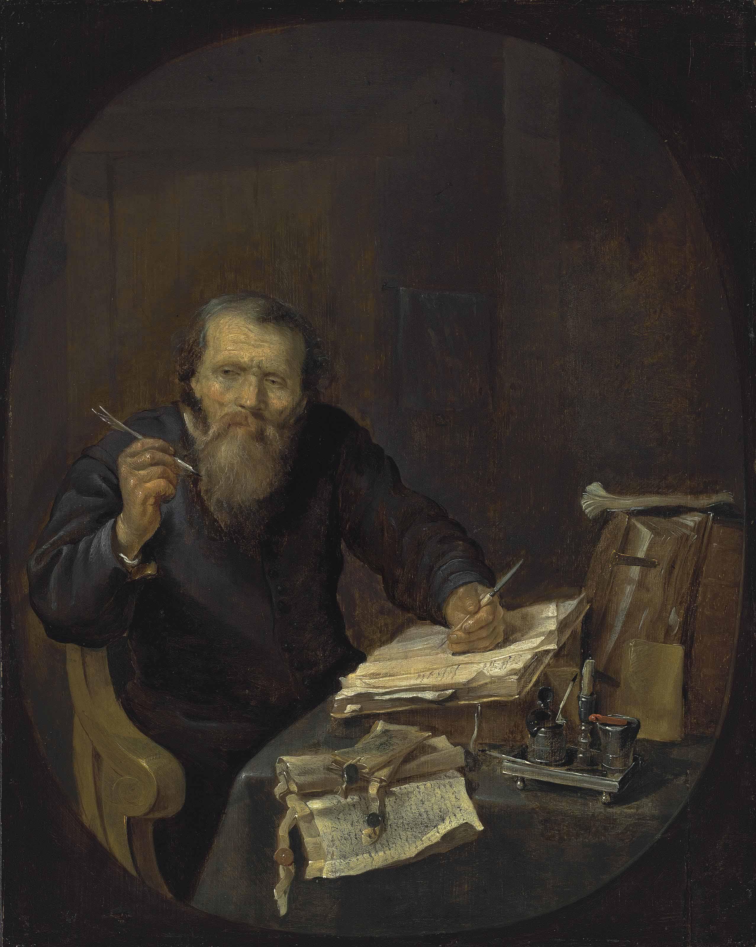 Gabriel Metsu (Leiden 1629-166