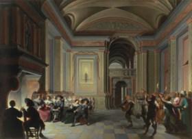 Dirck van Delen (Heusden, near 's Hertogenbosch, 1604/5-1671