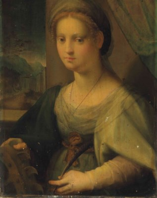 Domenio Puligo (Florence 1492-