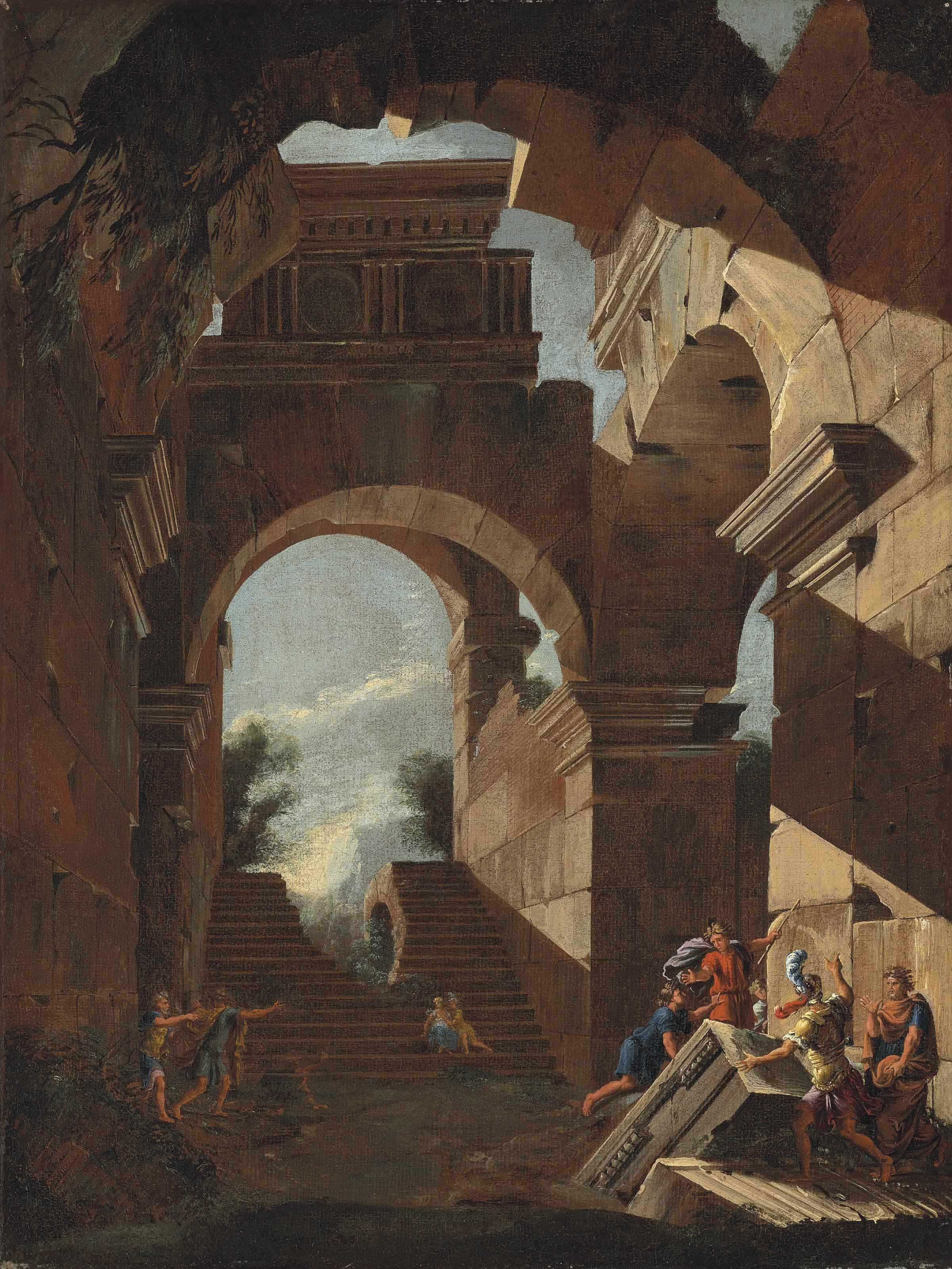 Viviano Codazzi (Bergamo c. 16