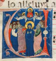 THE ASCENSION OF CHRIST, histo