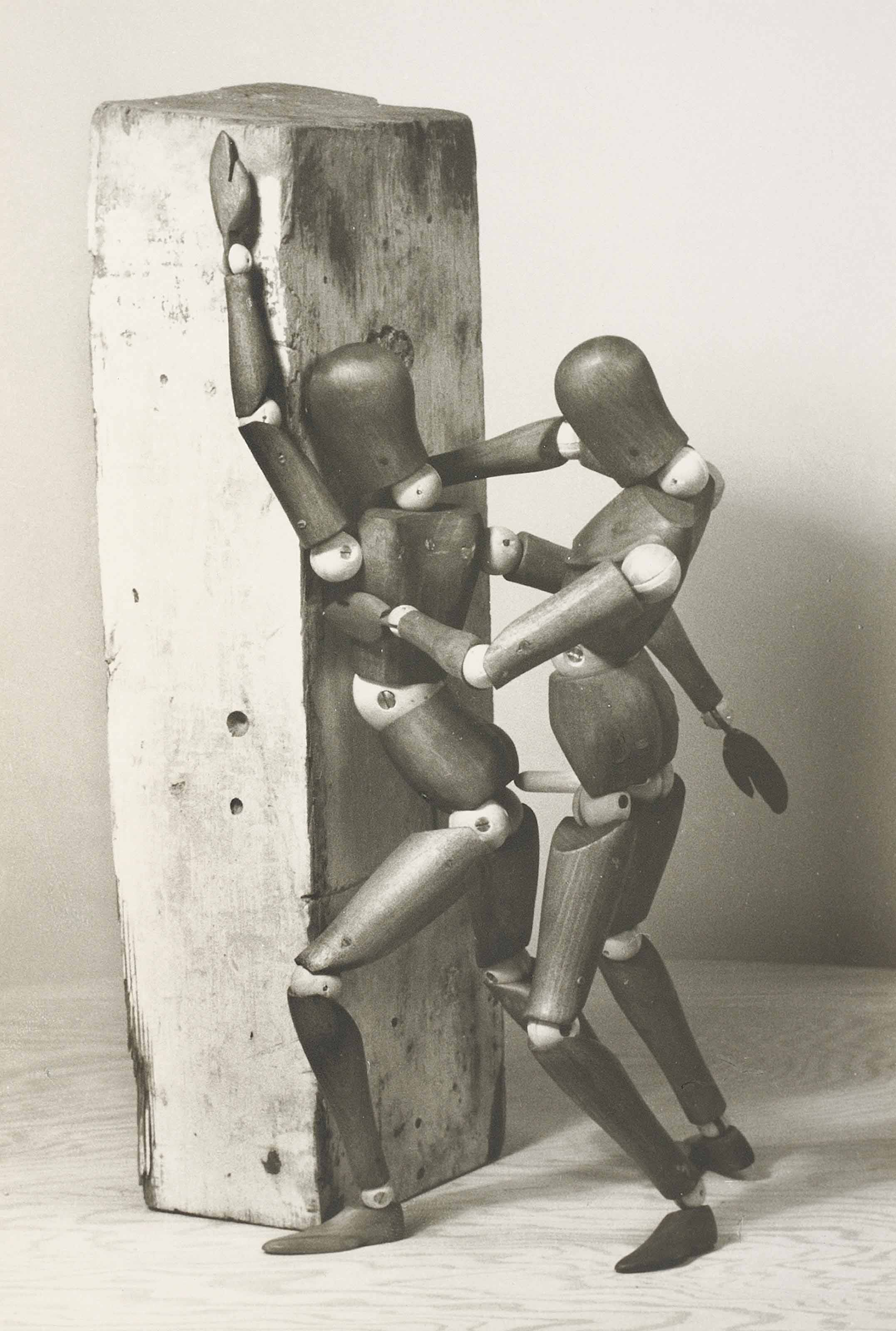 MAN RAY (1890-1976). Mr. and M