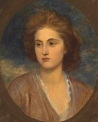 Portrait of Emma Elizabeth Brandling, later Lady Lilford
