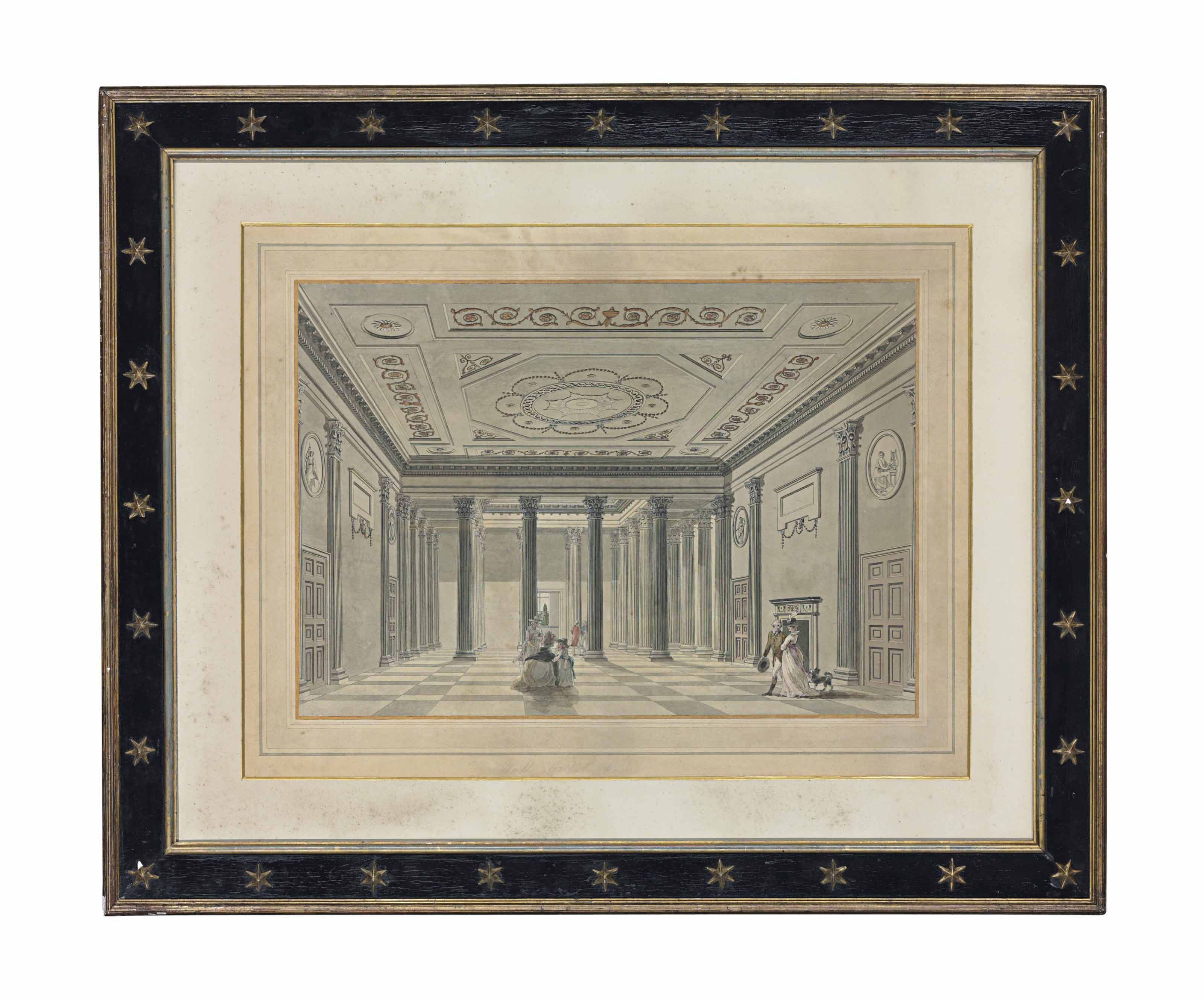 AFTER THOMAS MALTON (London 1748-1804)