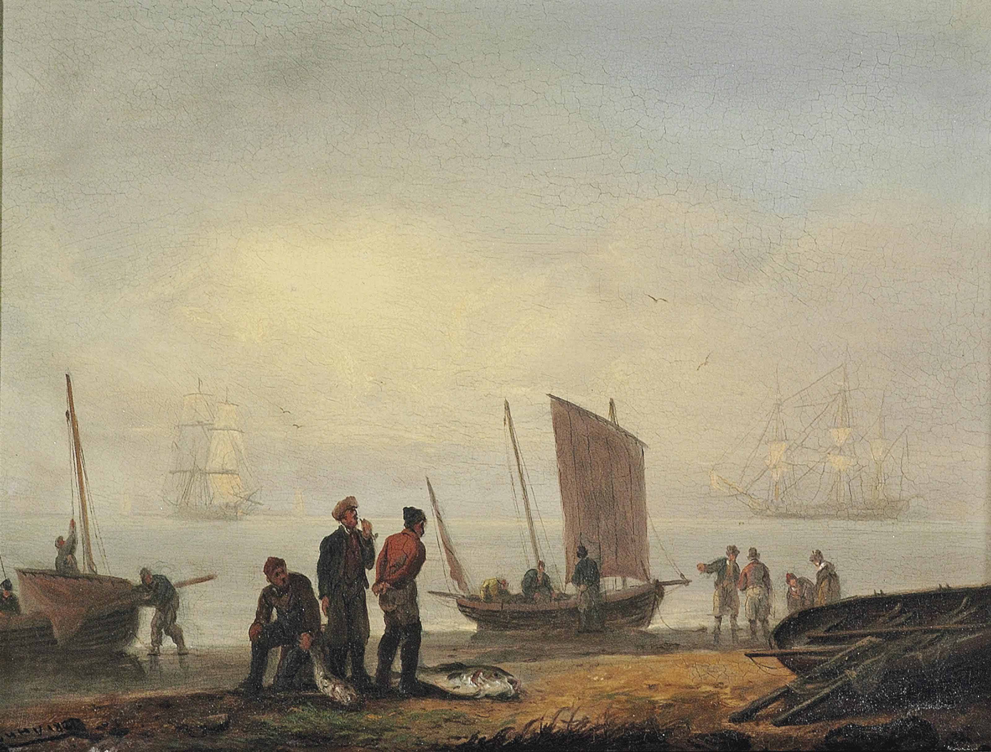 Thomas Luny (St. Ewe, Cornwall 1759-1837 Teignmouth, Devon)