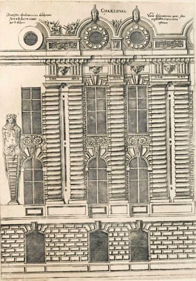 ANDROUET DU CERCEAU, Jacques (