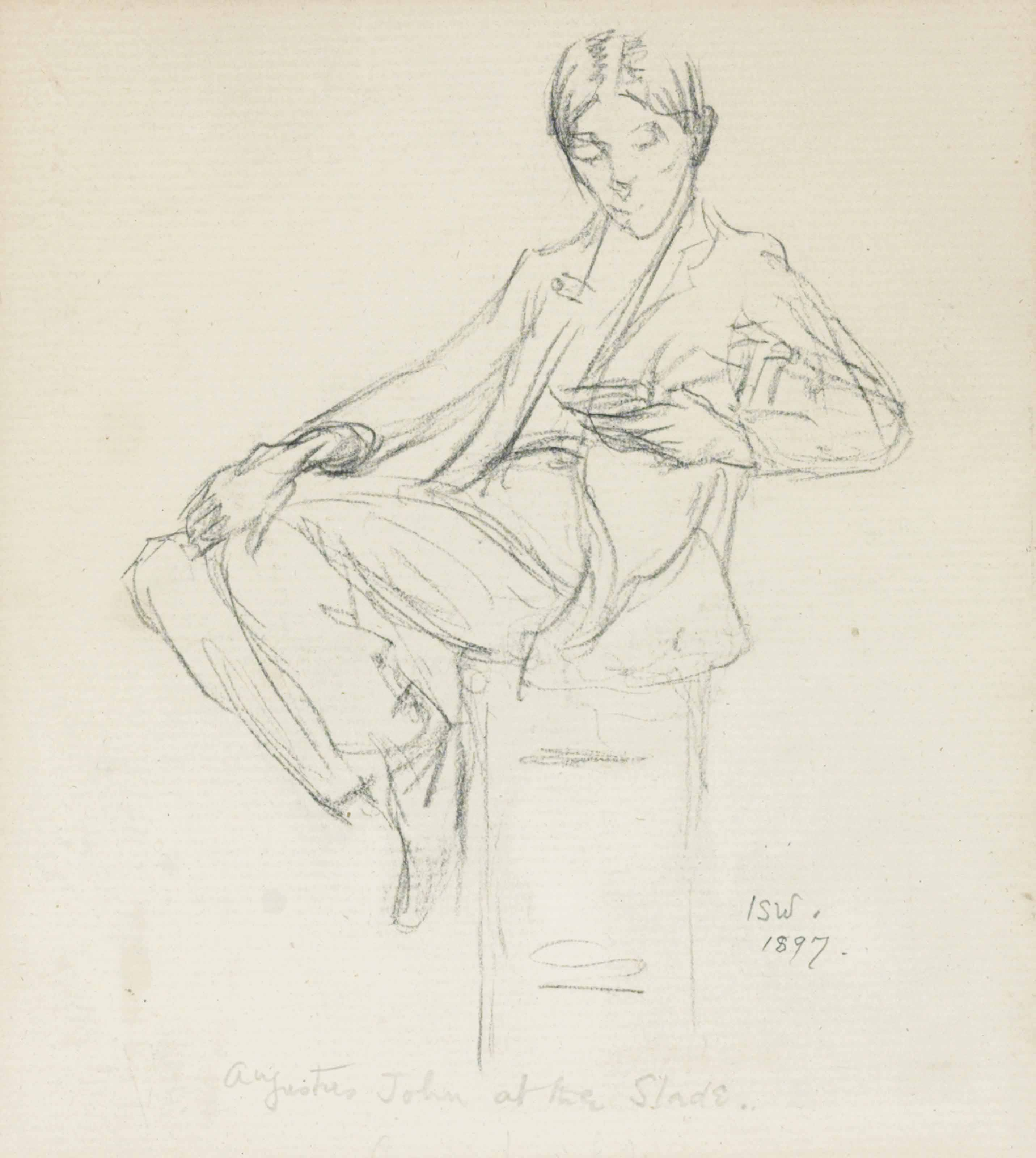 Inglis Sheldon-Williams (Hampshire 1870 - 1940 London)
