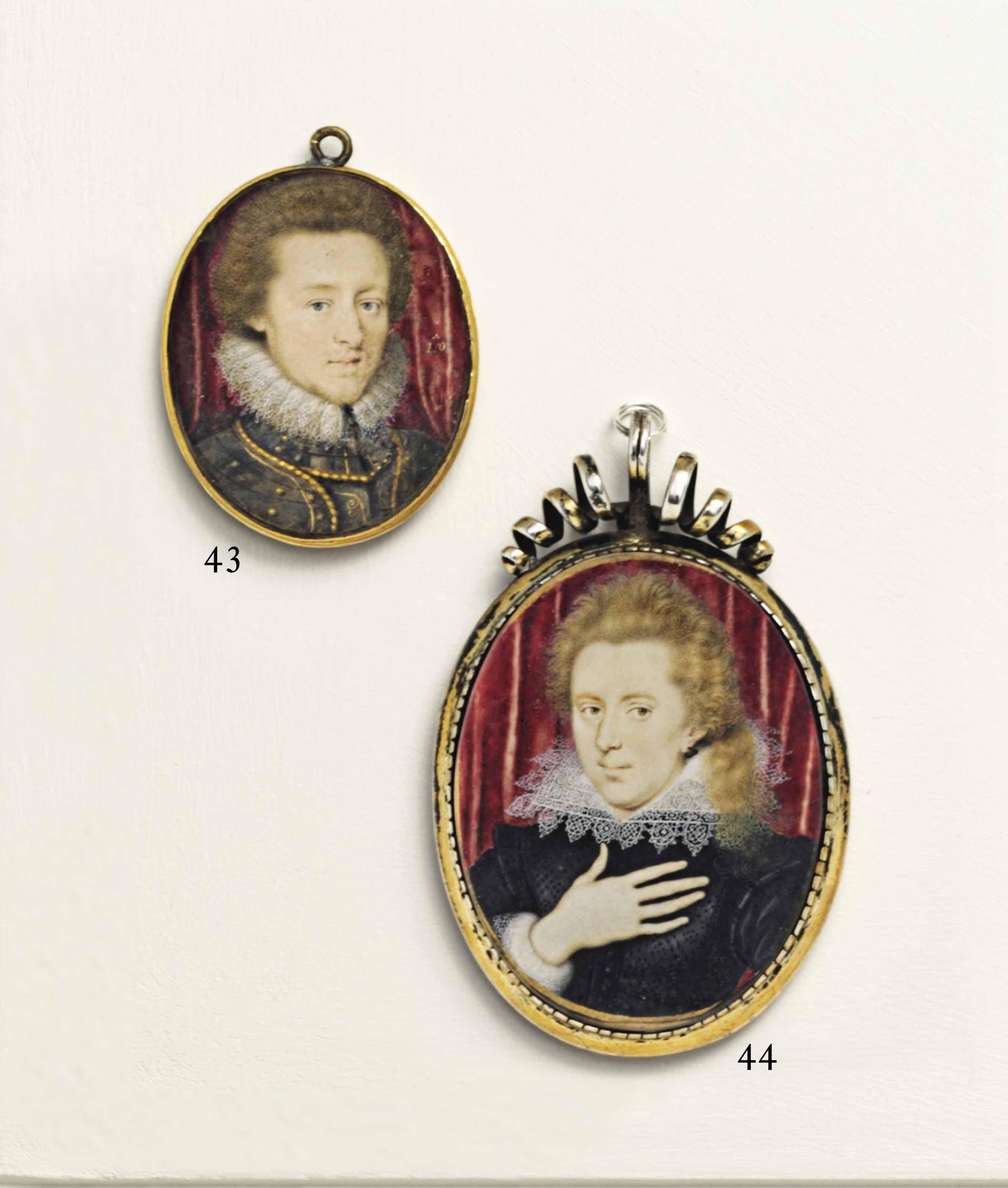 PETER OLIVER (BRITISH, C. 1594-1647)