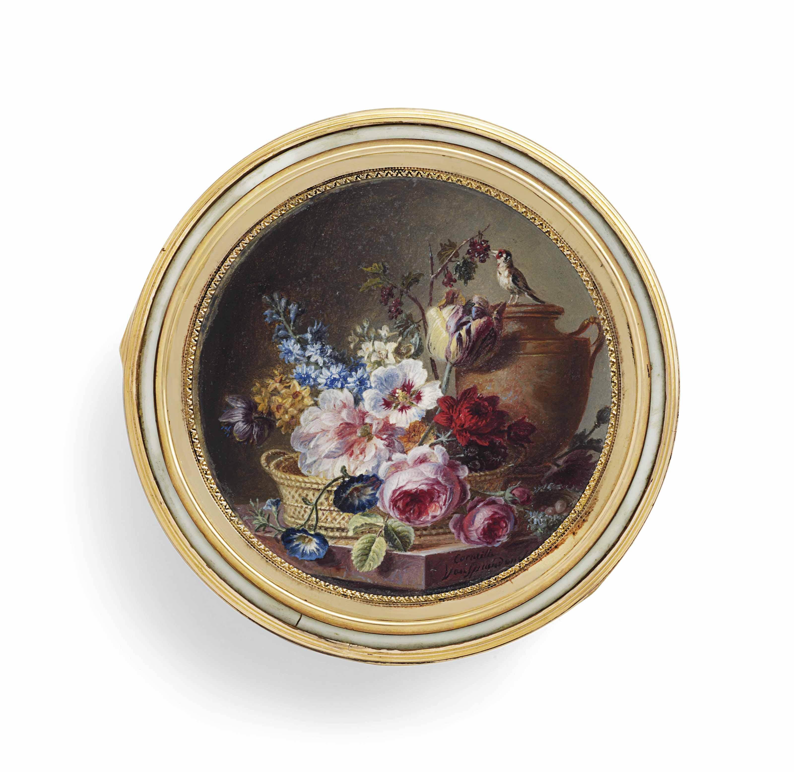 CORNELIS VAN SPAENDONCK (DUTCH, 1756-1840)