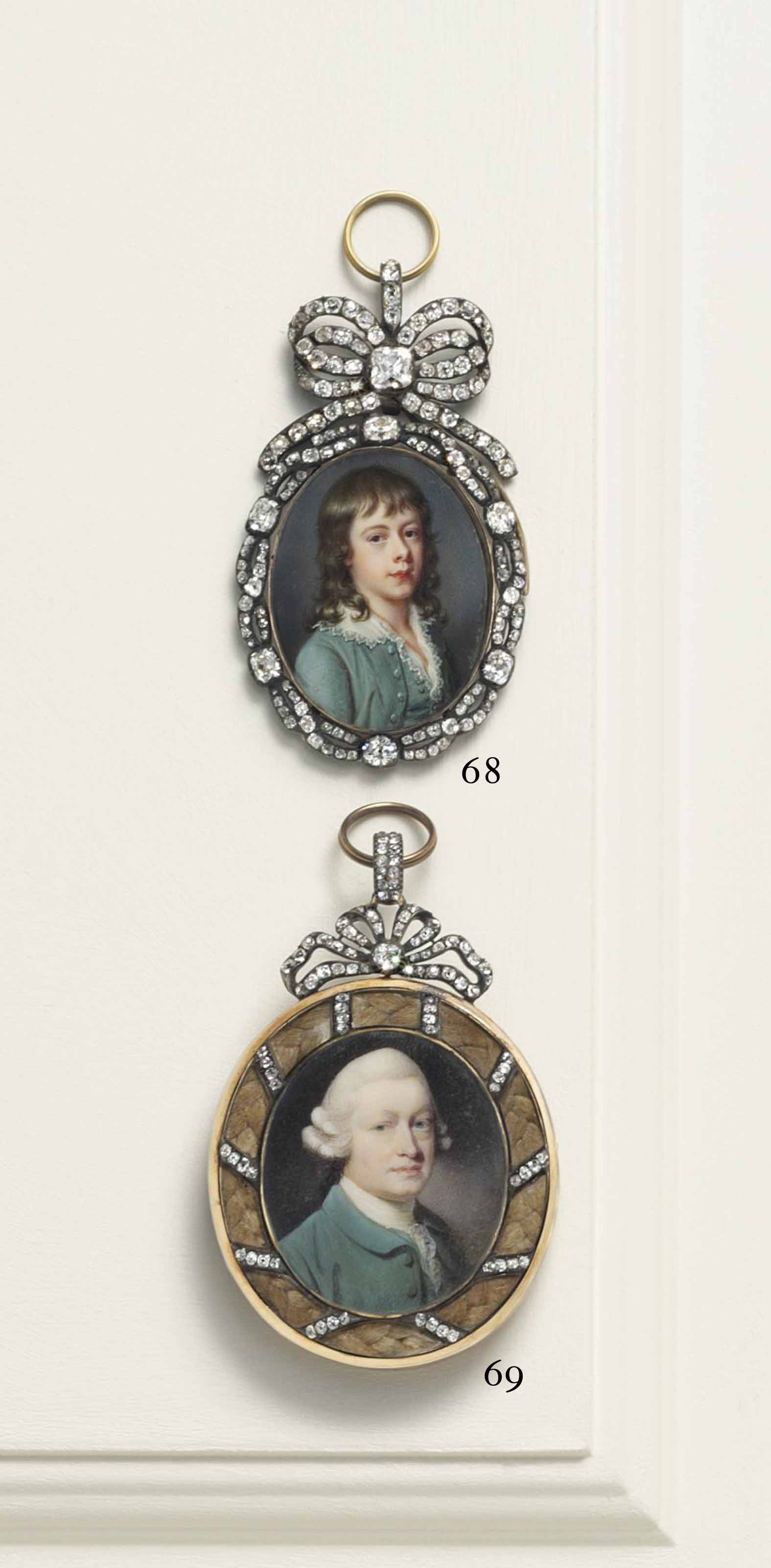 OZIAS HUMPHRY, R.A. (BRITISH, 1742-1810)