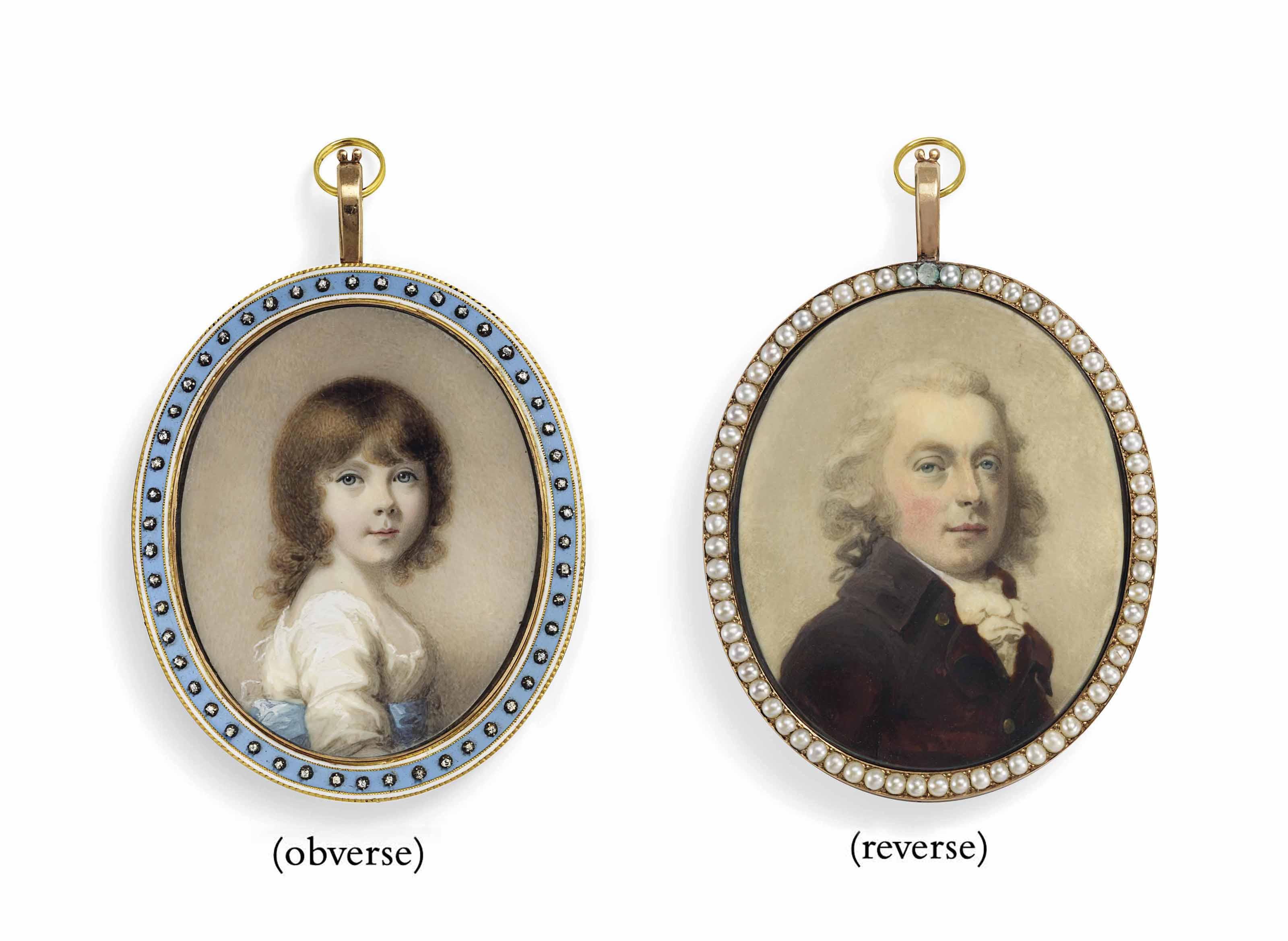 ABRAHAM DANIEL (BRITISH, C. 1750-1806)